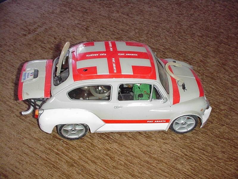 Voitures télécommandées Fiat5010
