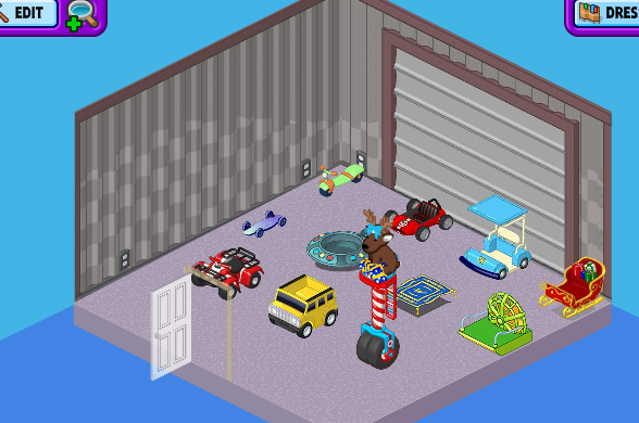 "Ally's WW Room-  ""The Garage"" Pictur10"