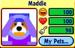 What's up with Maddie?? Opps10