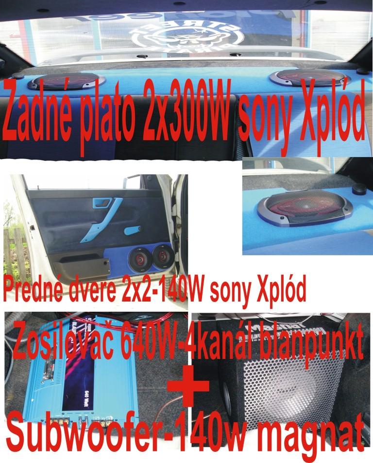 Moje montaže Autohifi Autohi11