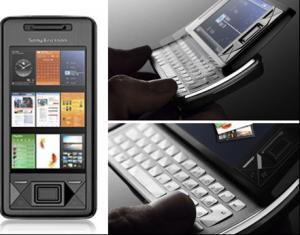 Sony Ericsson's XPERIA X1 Sony_e10