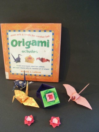 Thursday meeting: Craft Origami Origam11