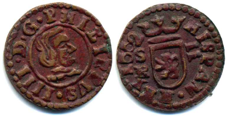 2 Mrs. de Felipe IV  (Sevilla, 1662 d.C) ¿falsa? Sevill10