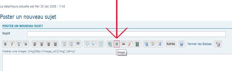 Comment insérer une image? Img111
