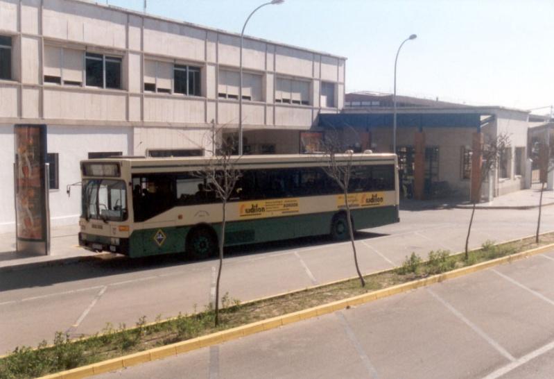 AUTOBUSES DE LA LINEA INTERURBANA CADIZ - SAN FERNANDO. SU HISTORIA Bus_re10