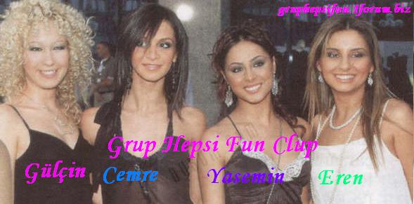 Grup Hepsi Fun Clup 'a  Hoşgeldiniz