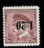 sudetenland - Einführung in das Gebiet Sudetenland-Briefmarken Asch5k10