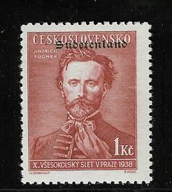 sudetenland - Einführung in das Gebiet Sudetenland-Briefmarken Konsta10