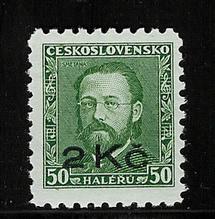 sudetenland - Einführung in das Gebiet Sudetenland-Briefmarken Niklas11