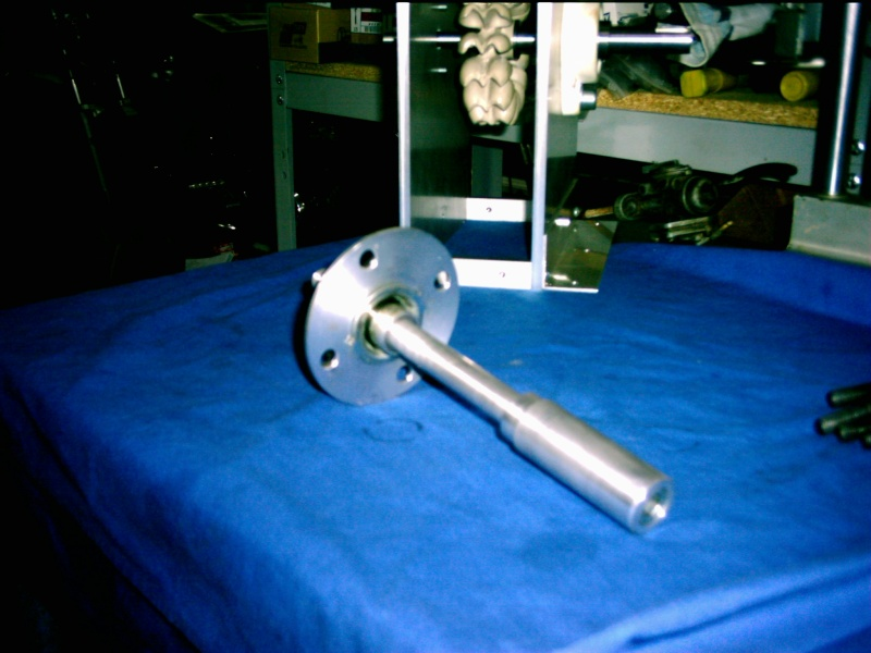 modif et adaptation sur 1000Z Kawa3110