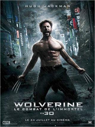 Wolverine : Le combat de l'immortel Affich34