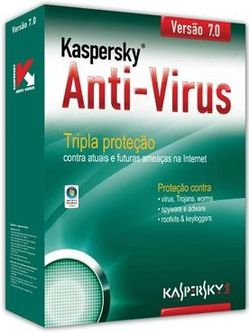 Kaspersky Anti-Virus 7.0.0.125 PT-BR Capaka10