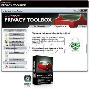 Lavasoft Privacy Toolbox 2008 v7.6.5.0 Lavaso10