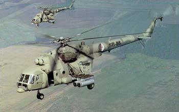 صور الطائرة المروحية الجزائرية ال:MI-17 التي تم تطويرها: Helico10