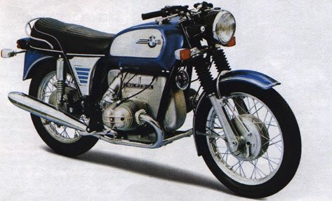 75/5 1971 Arcueil Motor Bmw-r710