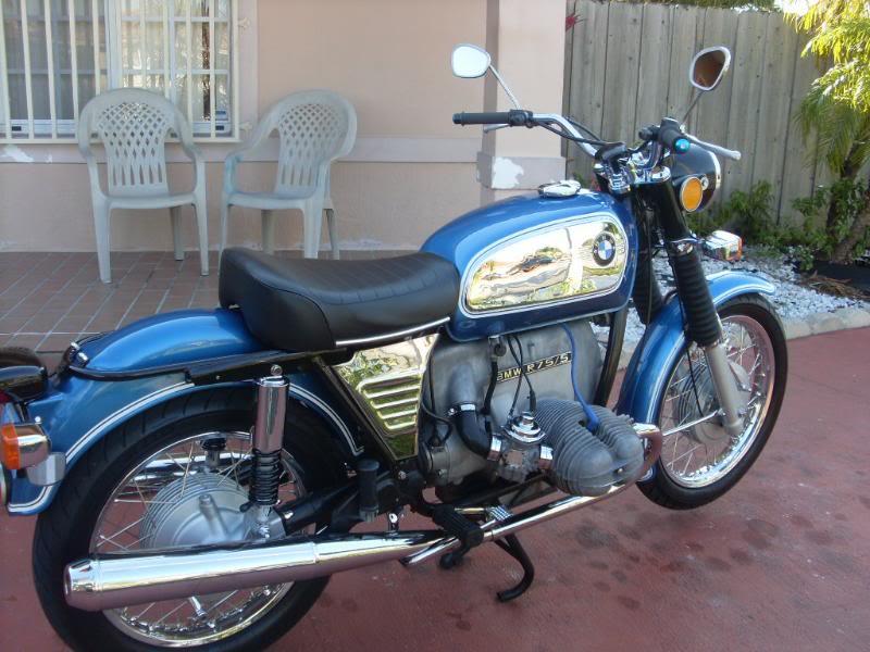 75/5 1971 Arcueil Motor Bmw05410