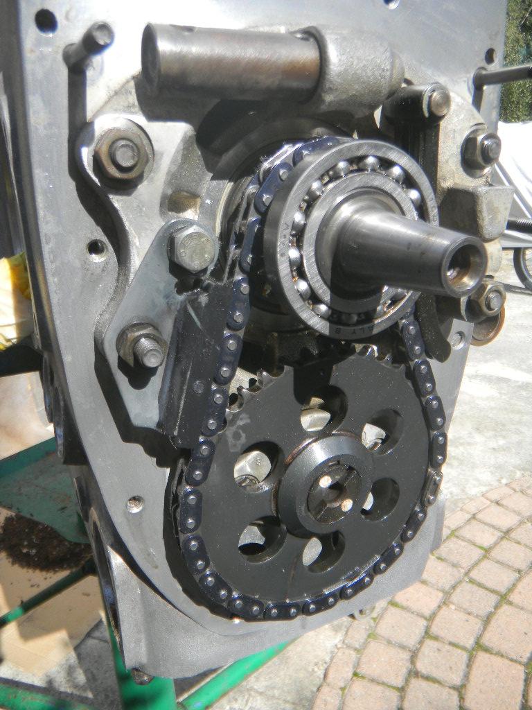 Projet Scrambler BMW /7 Dscn4013