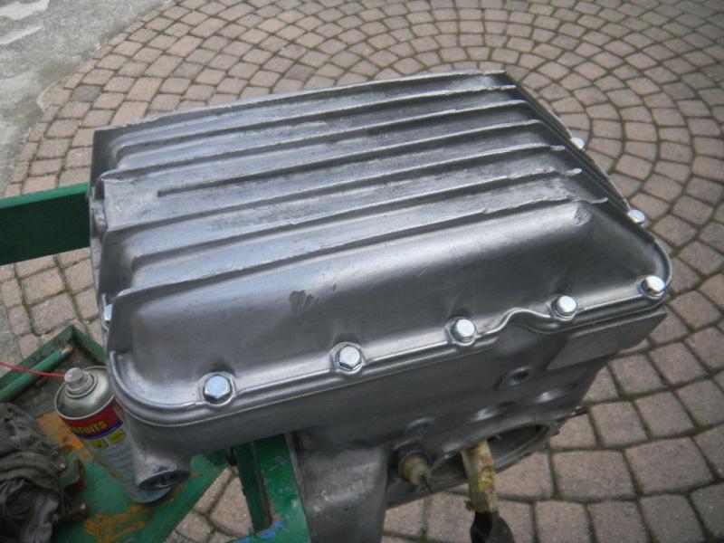 Projet Scrambler BMW /7 Dscn4016