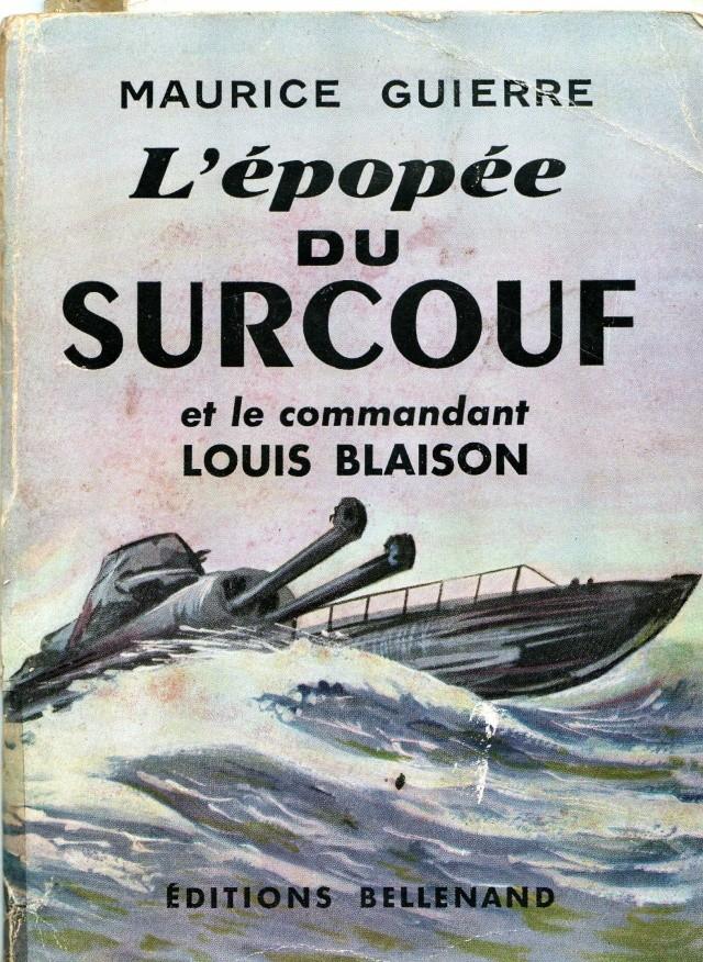 [ Divers - Les classiques ] LE CROISEUR SOUS-MARIN SURCOUF Img13410
