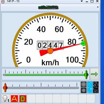 Vitesse max variable 141p10