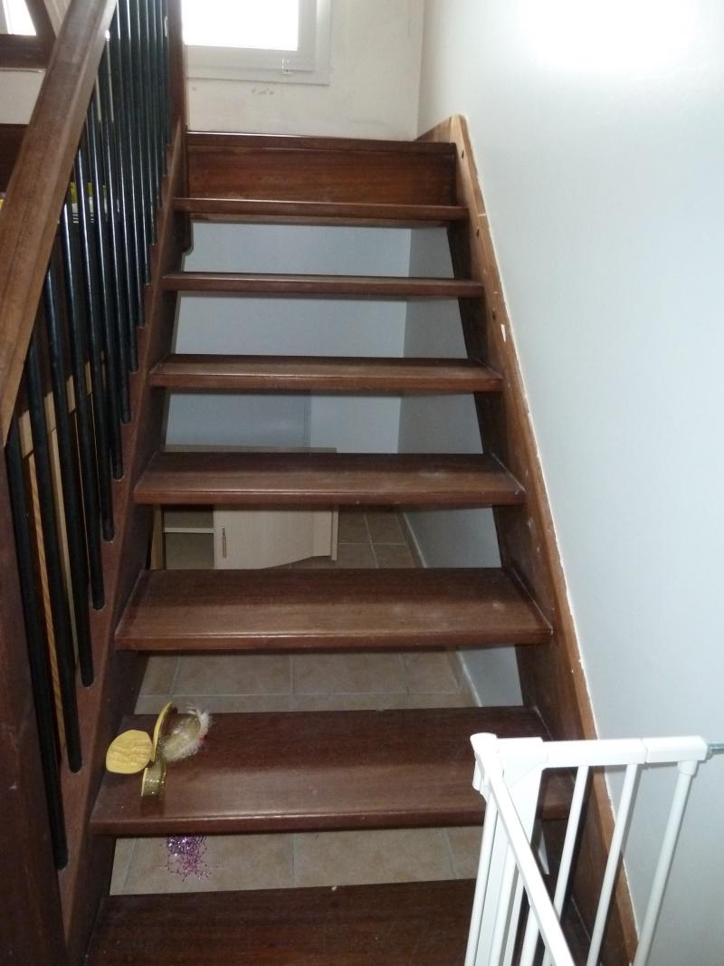 Repeindre Escalier En Bois récupérer ou redécorer un escalier bois