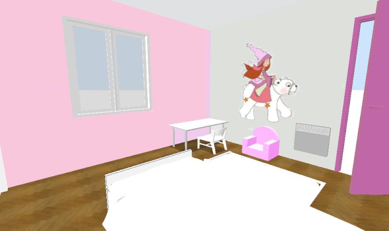 chambre fille de 4 ans maj huile introuvable page 3. Black Bedroom Furniture Sets. Home Design Ideas