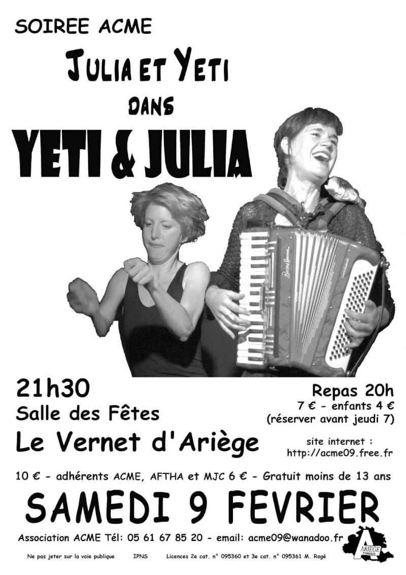 Au Vernet d'Ariège. Yeti_j10