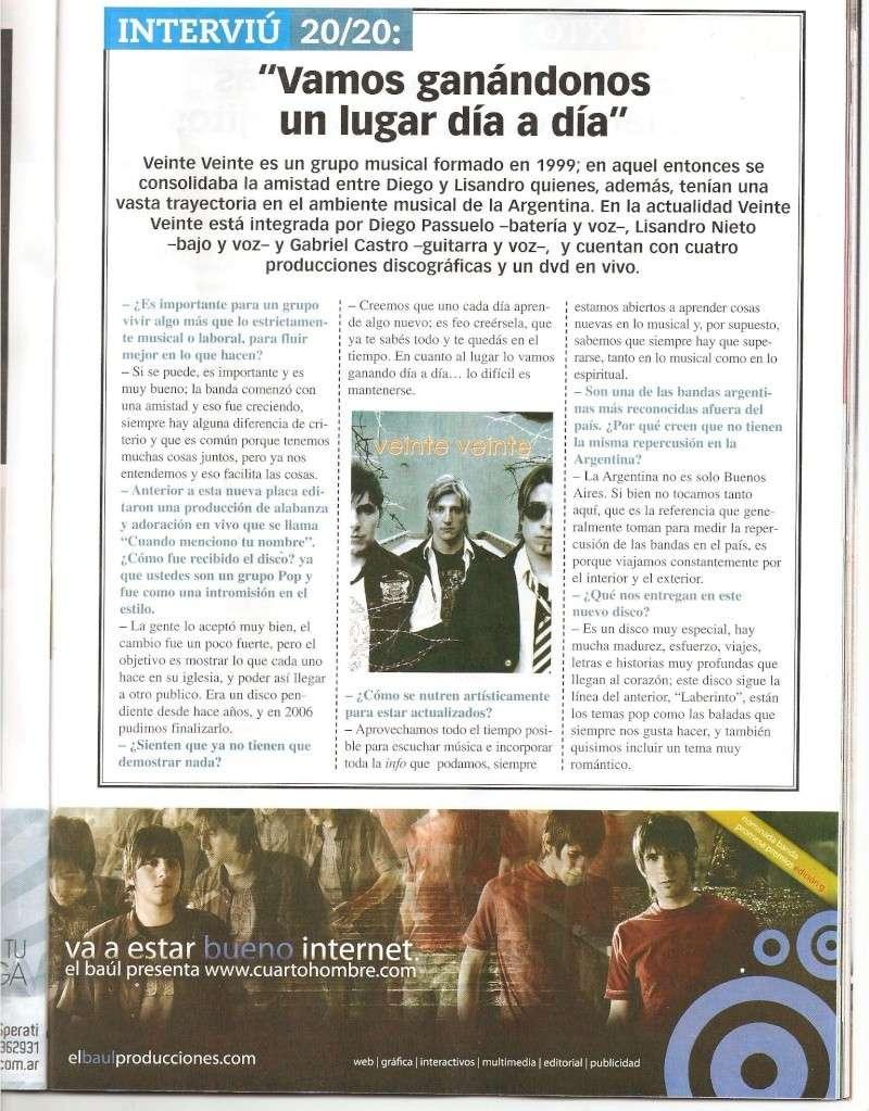 entrevista- Interviù 20/20 202010