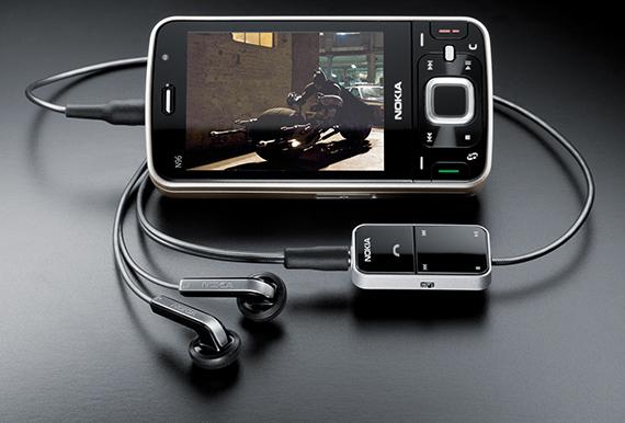 Nokia del Futuro N9610