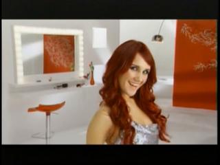 Dulce reklamira farbu Garnier.... Dul_410