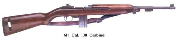 L'USM1 carabine M1_car10