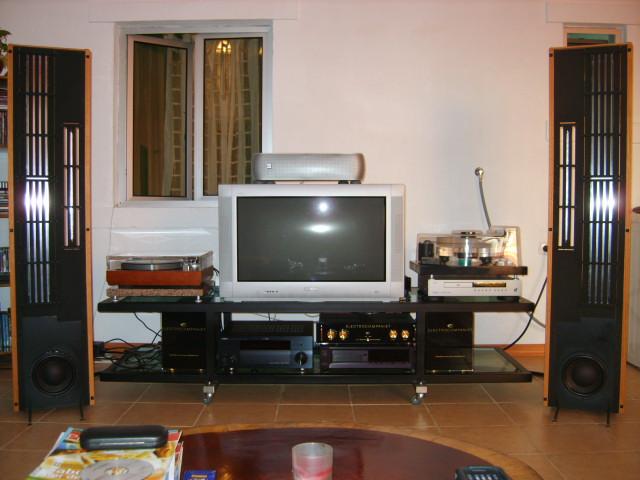 O meu sistema actual S8001010