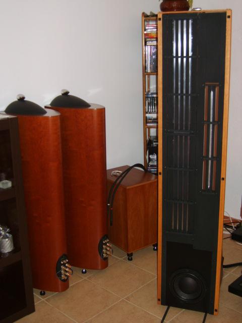 O meu sistema actual S8001011