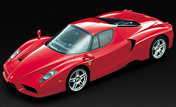 Enzo Ferrari Enzo_f10