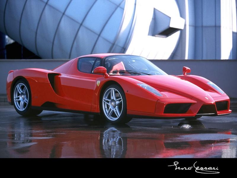 Enzo Ferrari Ferrar11