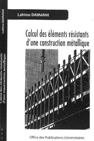 """Livre """"Initiation de calcul des structures B Acier"""" Nouvel10"""
