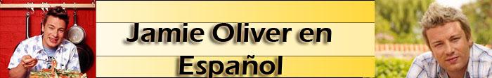 Jamie oliver en español