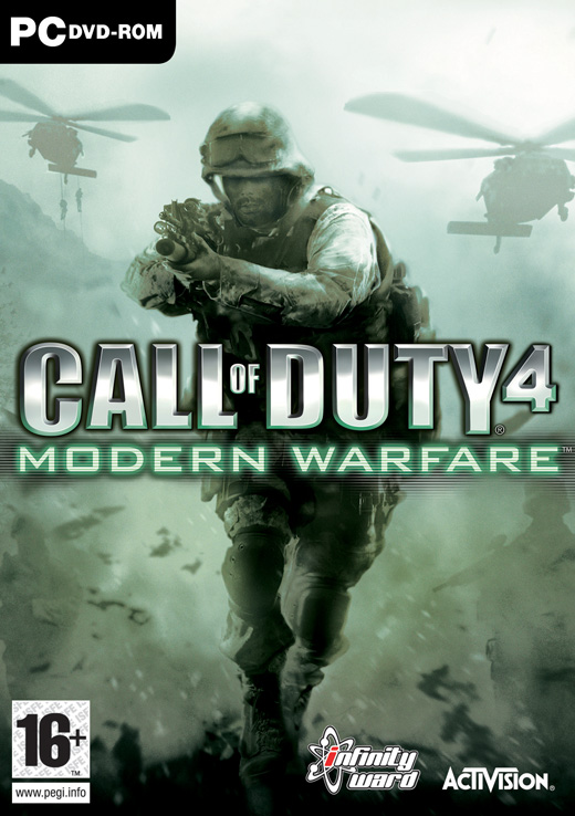 Call of Duty 4: Modern Warfare 8bho9410