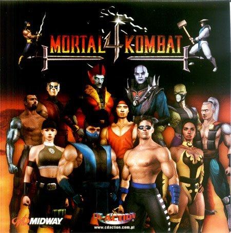 Mortal combat 4 portable Mortal10