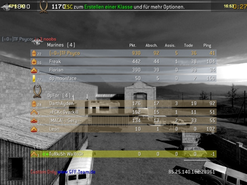 ScreenShots from Game, pwning, 0wning, or just funny Cod4mp10