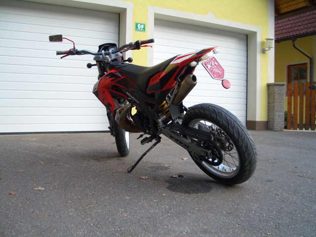 Meine Aprilia SX 2007 Cimg3912