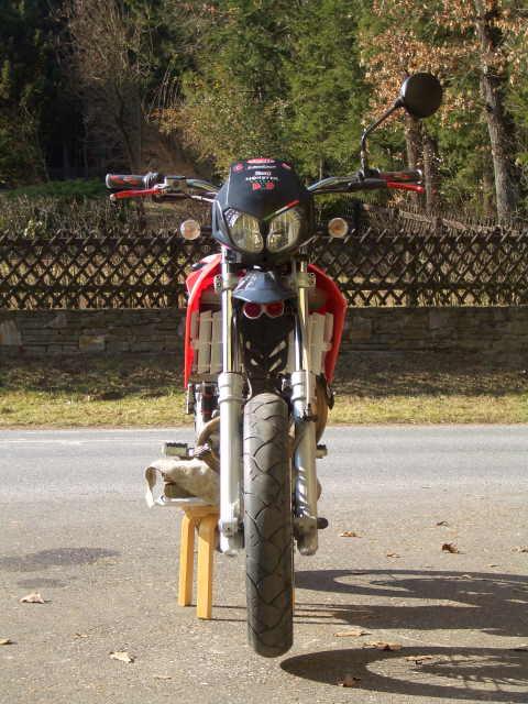 Meine Aprilia SX 2007 Cimg3913