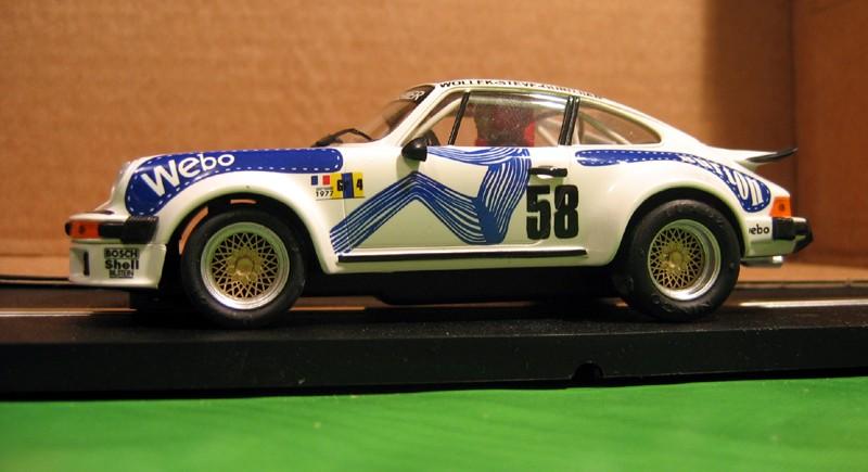 GT3 slot racing 1/32 911_ni10