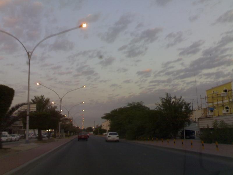 صور من شوارع و غروب الكويت 09122010