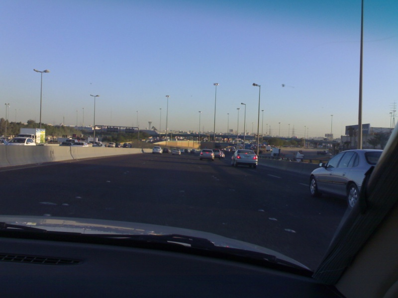صور من شوارع و غروب الكويت 12122010