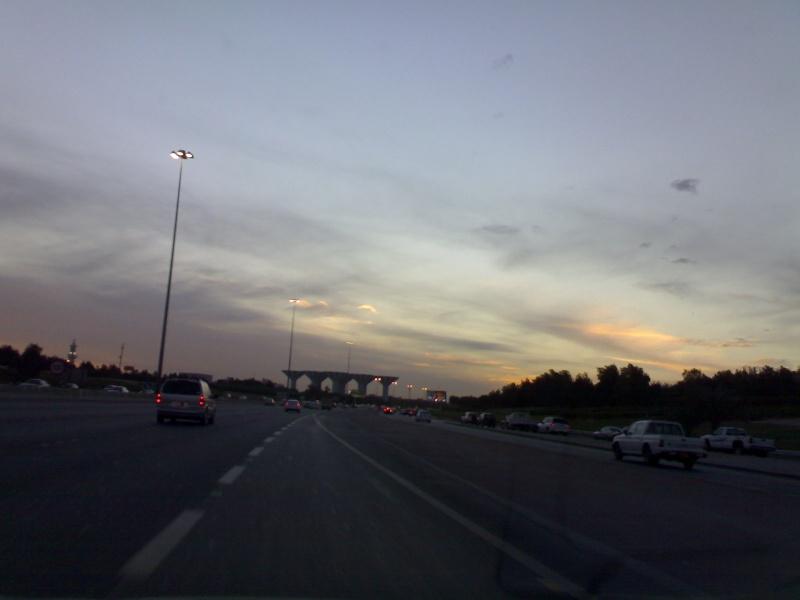 صور من شوارع و غروب الكويت 18122010