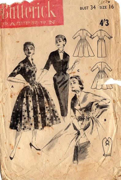Vintage Patterns Butter10