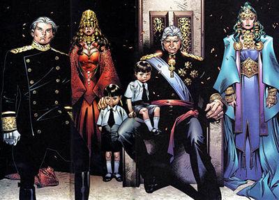 Marvel Universe forum RPG-House of M