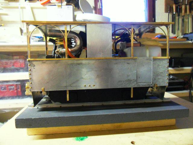 Diesel tram Diesel18