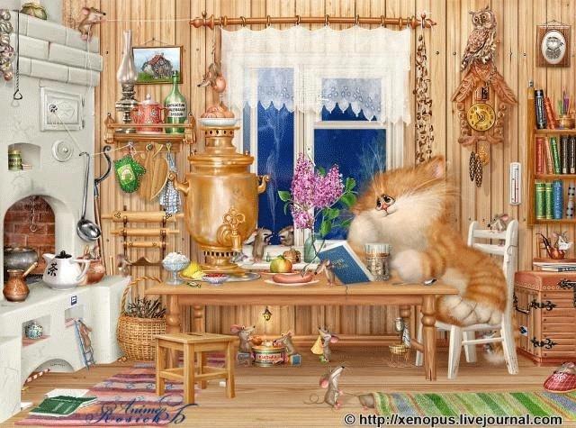 Le chat ..................................... 12110